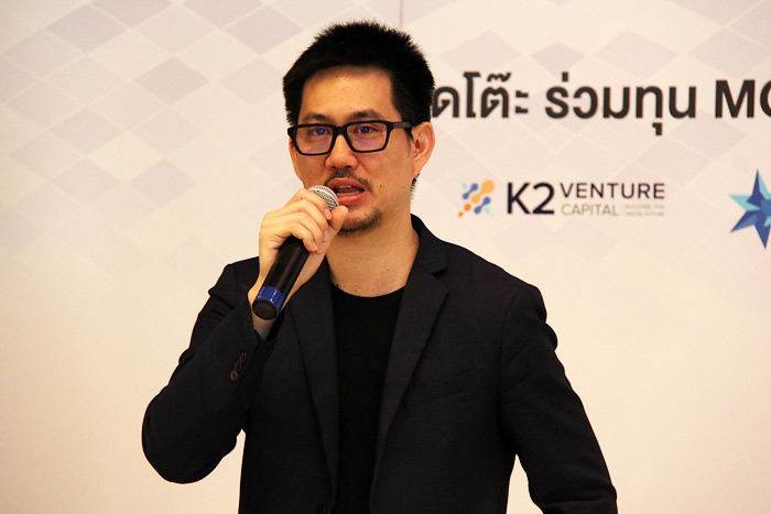 K2 Venture Capital Leading a US1.5M Seed Funding in MoneyTable, a Fintech Startup in Thailand